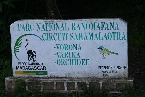 Rananofama Madagascar 2007
