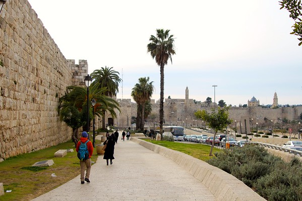 Jerusalem - Old City and City of David