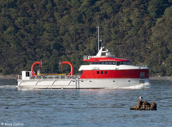 'Offshore Surveyor'