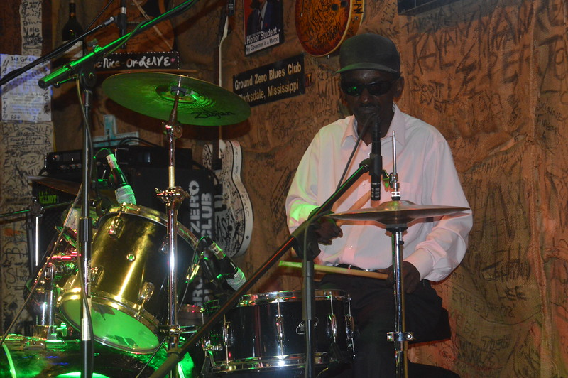 244 Johnie B. Sanders' drummer.JPG