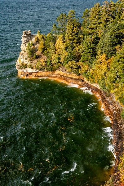 Pictured Rocks National Area