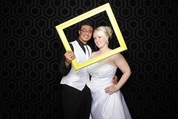 Shane & Ashley Photo Booth