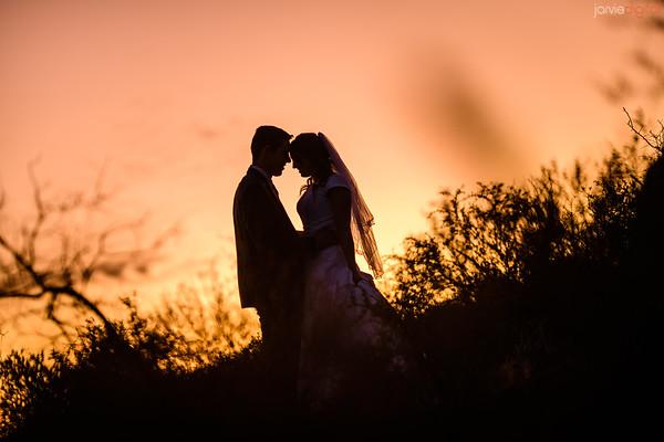 Desert Wedding Pictures