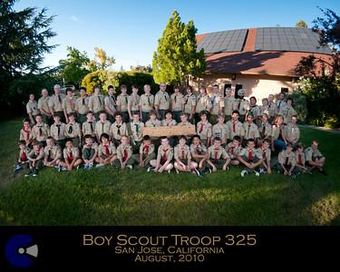 Fall 2010 Troop Photos