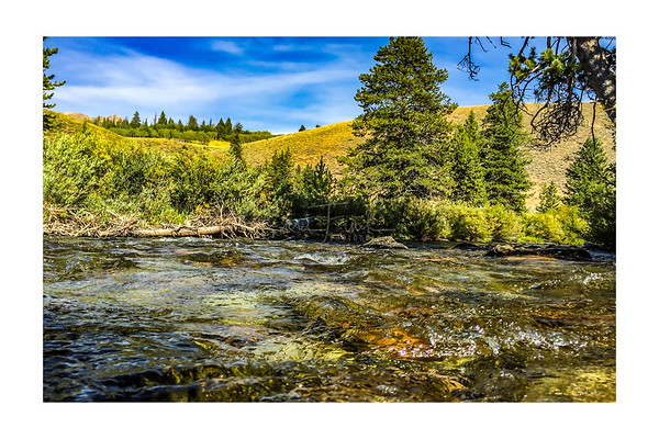 Sawtooth Valley, Idaho