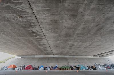 Placentia Encampment OC Homeless