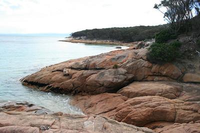 Honeymoon: Freycinet, Tasmania