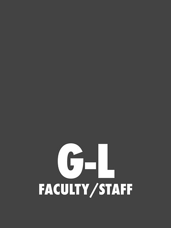 G-L (Faculty/Staff)