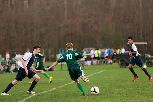 Whitaker Swann - Soccer #10