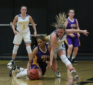 2016-2017 Mesa at Gilbert Girls Basketball - State Round One 2-14-17
