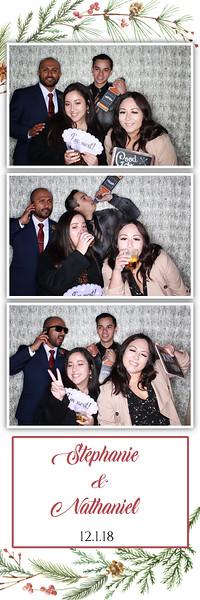 Stephanie and Nathaniel's Wedding
