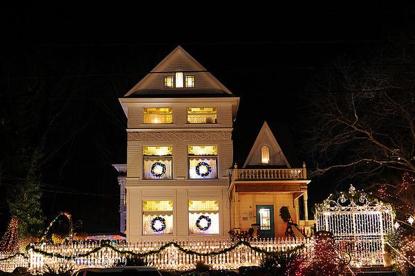 Queen Anne Victorian Mansion