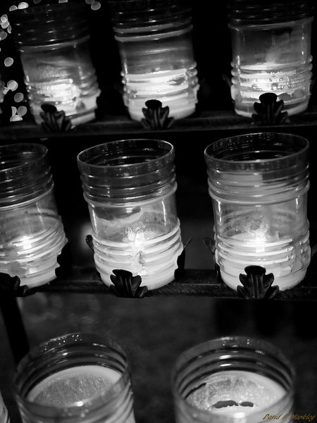 Candle Row