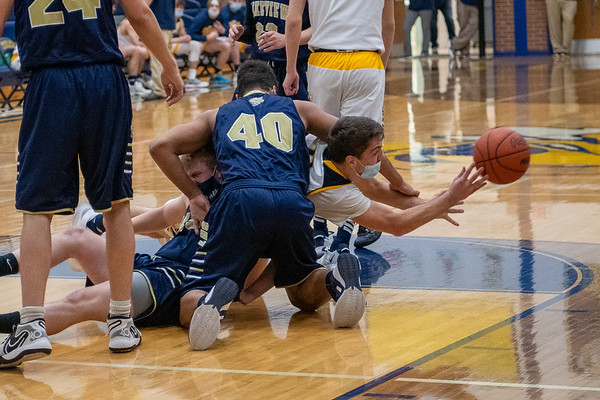 Ithaca vs Lakeview District Basketball
