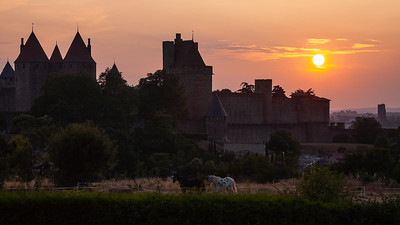 France-Carcasonne and East Pyrenees