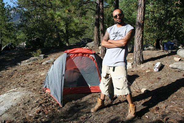 Marion Mountain Camping