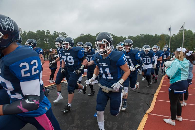 Homecoming Football at WSU