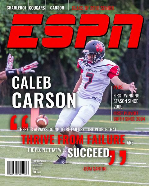 7 Caleb Carson