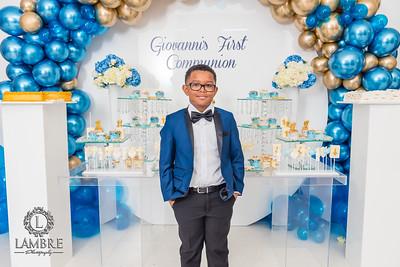 Giovanni's Communion