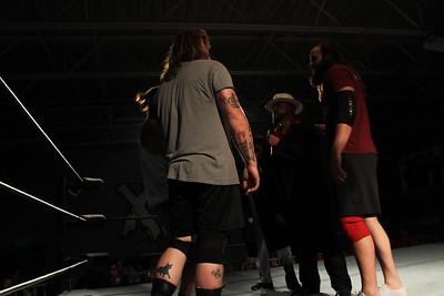 In Ring Promo: New Gore Order, Sully Banger, Ace Romero & JT Dunn