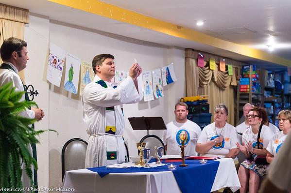 Morning Mass (Monday & Tuesday)