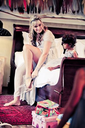 Nicci and Wayne's Pre-Wedding Images