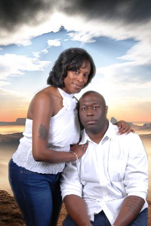 Tameka & Timothy