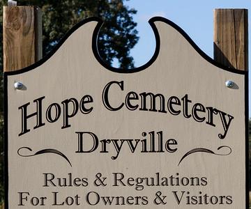Hope Cem. - Dryville PA