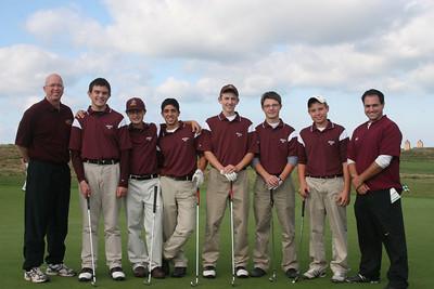 9.2011 Knight Golf Teams