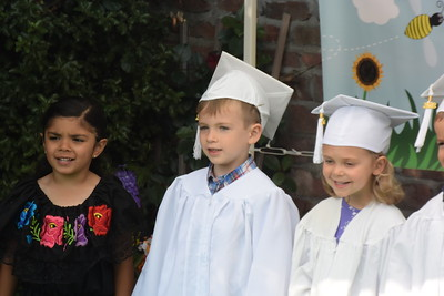 Landon Grad Day and Lost World Party