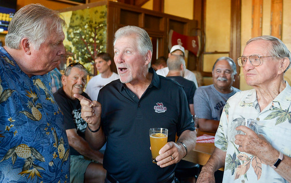 Chico State football reunion celebrates 10 years with meet and greet at Madison Bear Garden