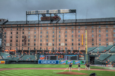 5-14-14 Detroit Tigers 7, Baltimore Orioles 5, Camden Yards