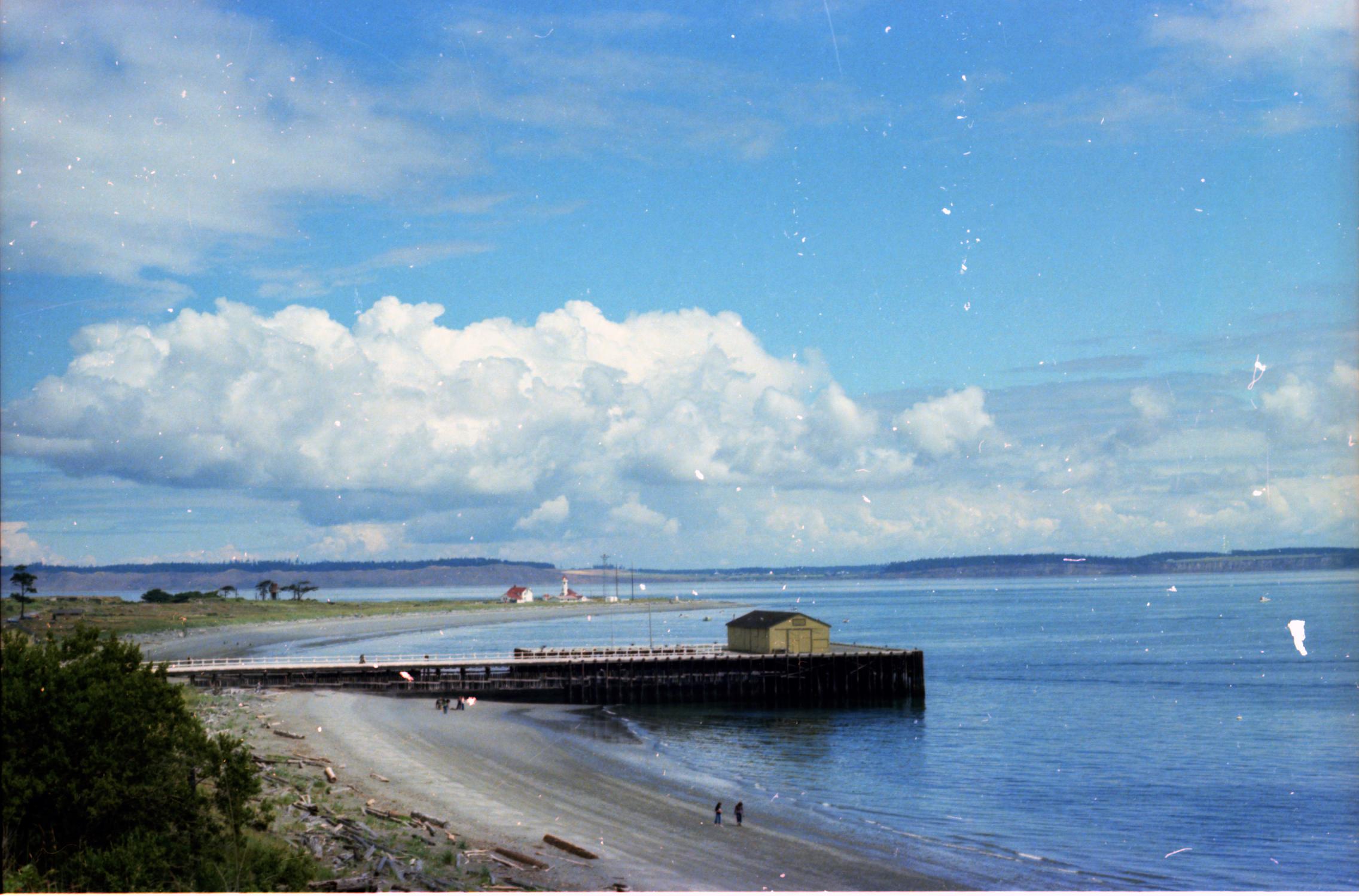Fort Worden Pier