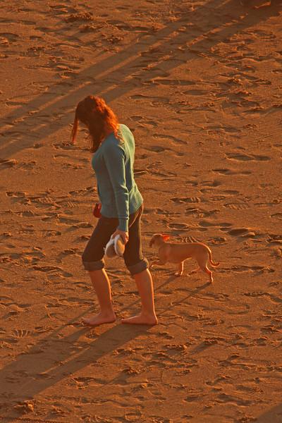 WB~Ocean Beach redhead with dog1280.jpg