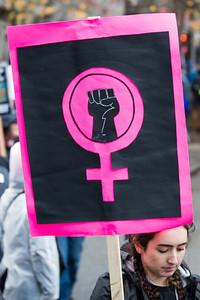 Women's March 2.0 - 1.20.18 Seattle