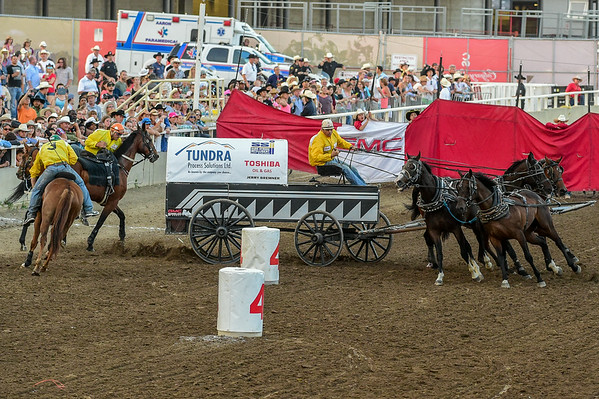 7-13-14 Final Day - Chuckwagon Jerry Bremner