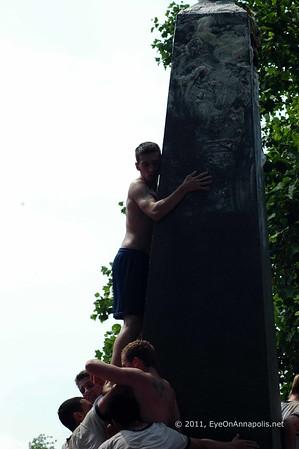 USNA 2011 Herndon Climb