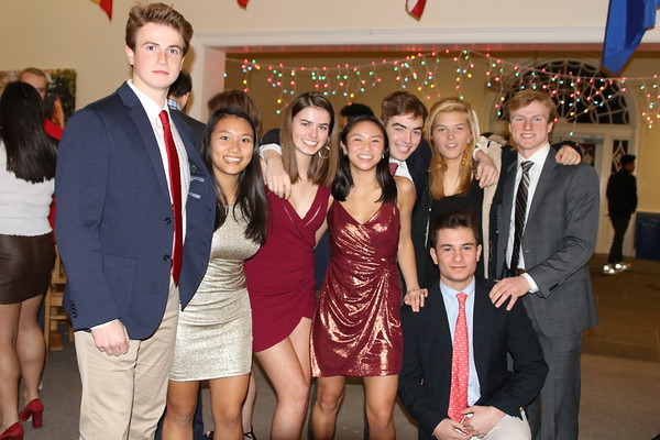 Holiday Chapel and Dinner