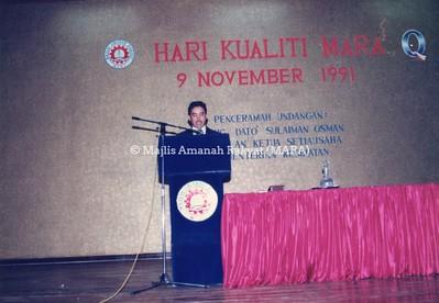 1991 - HARI KUALITI MARA