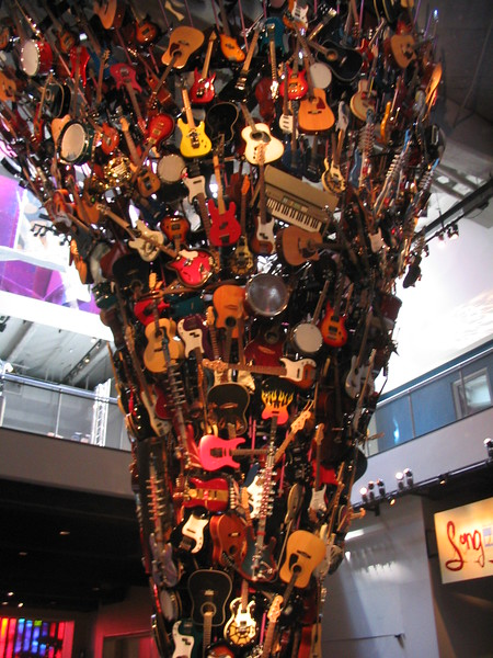 Inside the Experience Music Project