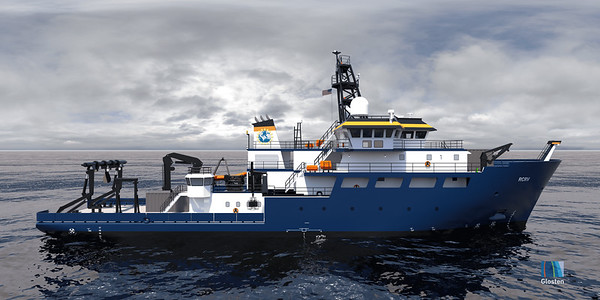 091819 New Research Vessel