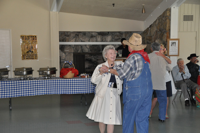 Newcomers Hoedown Party 2010