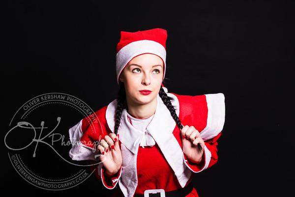Christmas Photo Shoot Nicola