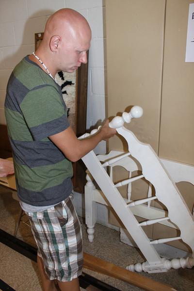 Helping Fire Victims, Eric Becker, Salvation Army, Tamaqua, 8-6-2011 (3).JPG