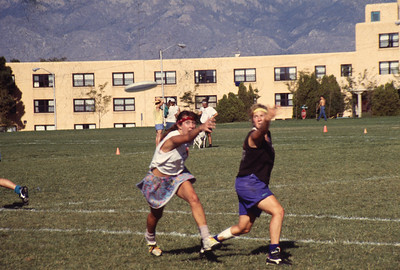 1993 New Mexico - Arizona Sectionals