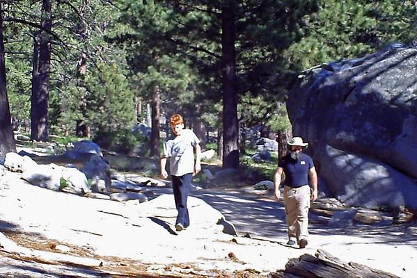 Jr High Hike 08
