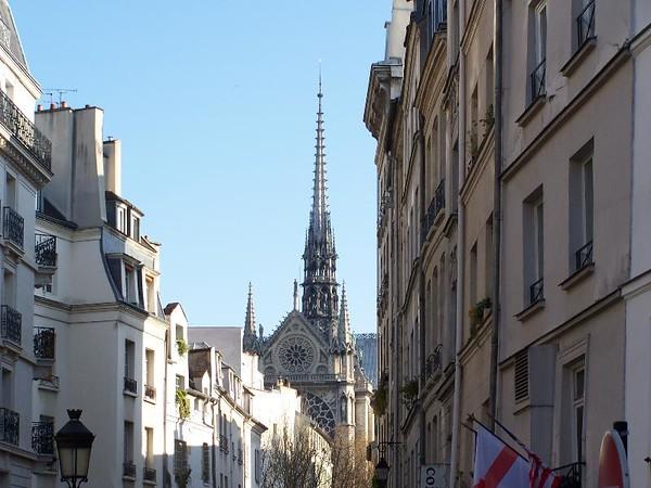 Paris & London