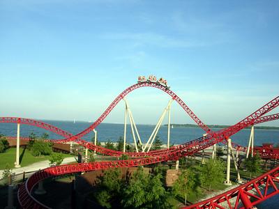 Cedar Point, June 6, 2008
