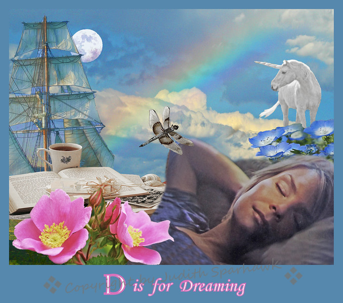 D is for Dreaming