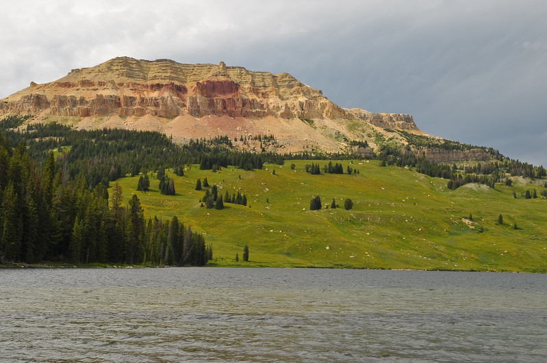 Clay Butte along the Bear Tooth Highway